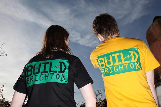 BuildBrighton T-Shirt Photoshoot - 4