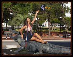 "Michelle's Graduation at University of Florida (Joalhi ""Around the World"") Tags: lily florida gator daughter universityofflorida gainesville michelle graduation melissa"