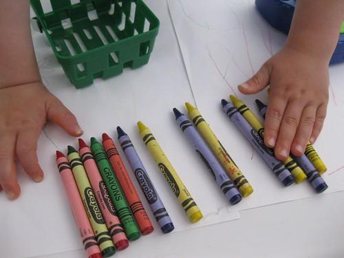 Crayon assessment