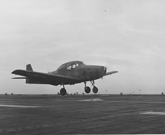 "04-01848 Ryan L-17 Navion c. 1950 (San Diego Air & Space Museum Archives) Tags: airplane ryan aircraft aviation aeronautics navion ""san diego"" field"" sandiegoairandspacemuseum sdasm ryanaeronautical l17navion ryannavion ""ryan ""lindbergh aeronautical"" ryanl17navion ryanl17"