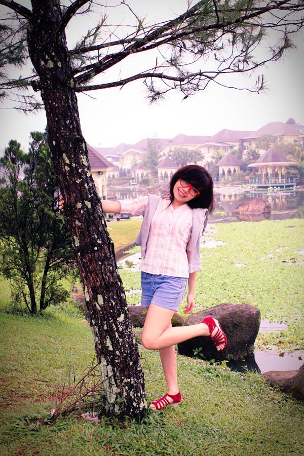 Natalia in Kota Bunga #3