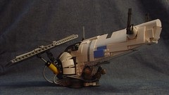 Odd Manka Cat 2 (Sydag) Tags: one star fighter lego wars hybrid slave uglies moc