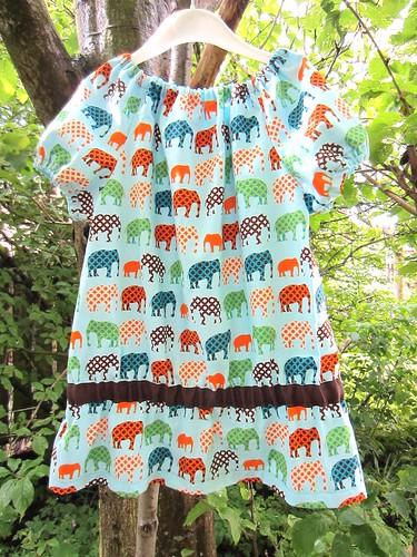 elephant tunic