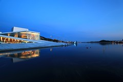 Oslo Opera House (©skarson) Tags: oslo norway norge opera nd nd8 oslooperahouse canoneos5dmrkii