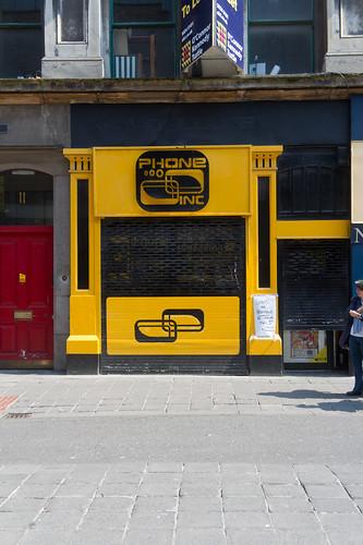 Belfast City - Phone Line
