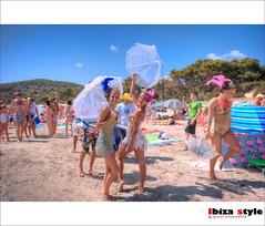 Ibiza Style (gabrielescotto) Tags: trip blue summer sky art beach photoshop spain model nikon bravo raw dof estate postcard sigma salinas ibiza cielo pr eivissa spiaggia hdr vacanza spagna salines photomatix gabrielescotto