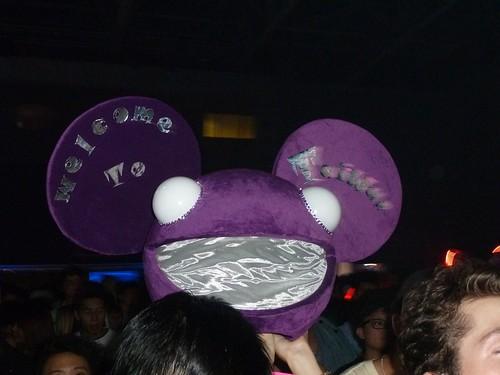 Deadmau5 at Taipei, Taiwan 5/14/2011