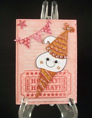 Happy ATC for Brenda!