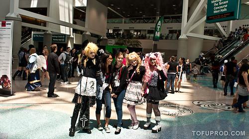 Anime Expo 2010 Day 4