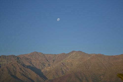 Cordillera seca