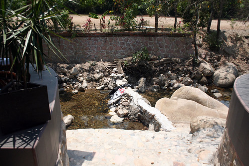 Puerto Vallarta - City and Tropical Jungle Escape Tour - More Water in River, but Trash, Too