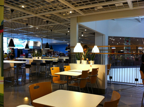 IKEA港北のレストラン