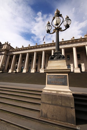"""Parliament of Victoria"""