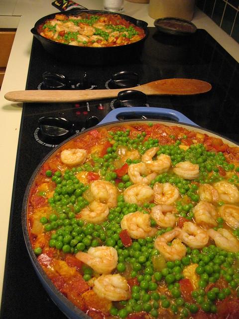 Mmmm, Paella!