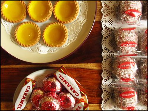 retro cakes