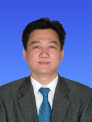 Portrait of Tony (Tianxin) Nie, Vice President of Business Development for ZAP Jonway