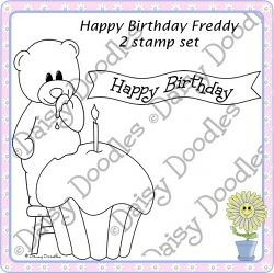 Happy bday Freddy wm DD