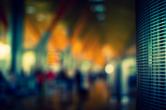 What the Sigma 30mm 1.4 is about (Fabio Sabatini) Tags: madrid airport spain dof f14 outoffocus depthoffield barajas