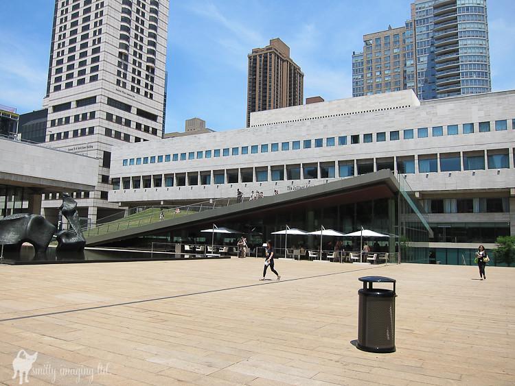 Lincoln @ Lincoln Center