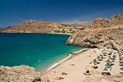 Mikro Amoudi (Amoudaki) - nudist beach (Fabersemper) Tags: rock holidays crete sunburn nudist traveling nudism damnoni mikroamoudi