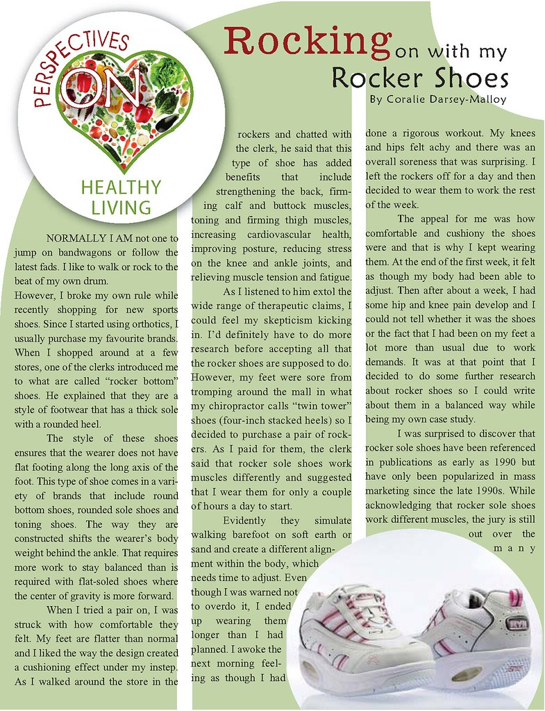 Perspectives on Healthy Living - with Coralie Darsey-Malloy (pg1)
