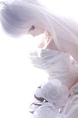 JuneBride (AZURE_TB) Tags: wedding bride dollfiedream