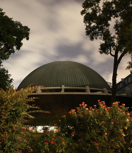 Burke Baker Planetarium