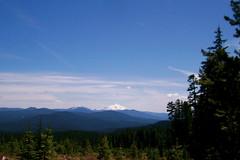 Mount Jefferson from NFD 58
