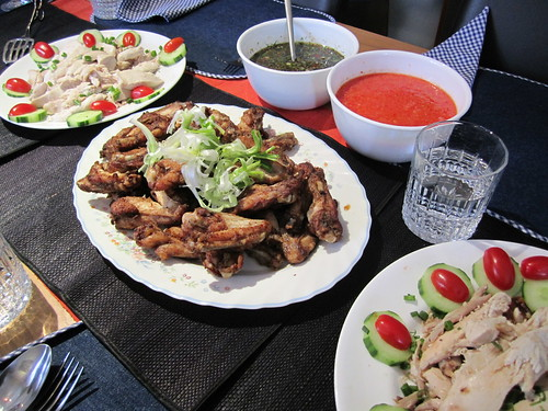 Slightly Peckish: Malaysian Feast 8