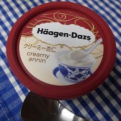 アイス食べたらおやすみなさい