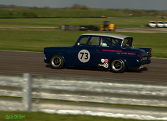 Ford Anglia (Shot In The Dark (A.D.I)) Tags: blue ford car championship nikon meeting historic tamron touring anglia revival 70300 thruxton shotinthedark tamron70300 fordanglia hscc d5100 historictouringcarchampionship nikond5100 thruxtonrevivalmeeting