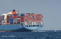 Colosos del Estrecho (Quico Prez-Ventana) Tags: mercante carguero barco estrecho gibraltar curricn