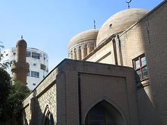 Murjan Mosque (D-Stanley) Tags: murjan mosque sharia rasheed baghdad iraq murjaniya madrasah