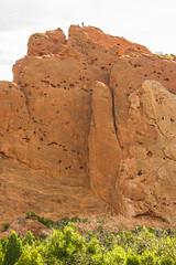 Red Rock (K*Adams) Tags: garden gods colorado springs red rock cliff stone