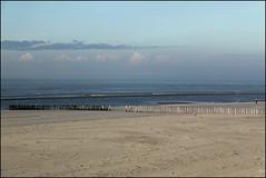 beach (Elly Snel) Tags: ameland eiland island nl zand sand strand beach blue blauw