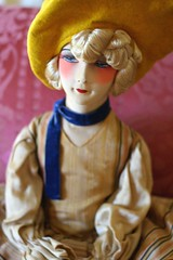Frenchie (jaded*mystery) Tags: french silk boudoirdoll