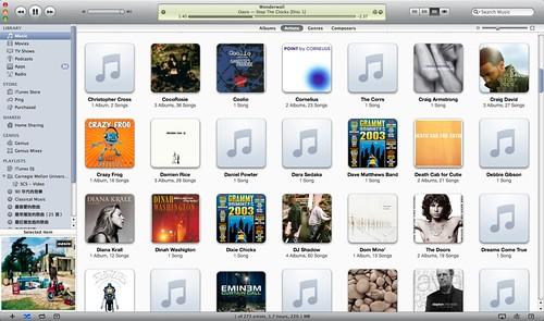 iTunes!