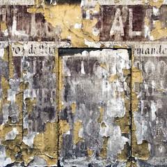 Ad Age (Gerard Hermand) Tags: door old paris france wall canon paper decay letters ad age torn porte mur papier publicit vieux lettres adage dcrpitude ge dchir formatcarr eos40d 1103085656 gerardhermand
