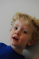Thomas, pre-haircut