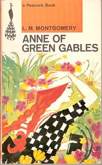 Anne of Green Gables - Peacock book cover (Covers etc) Tags: penguin design peacock paperback cover bookcover 1970s