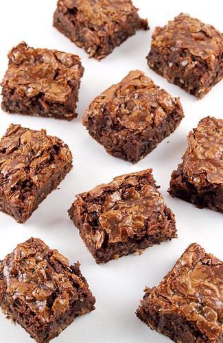 Gooey Coconut Chocolate Bars