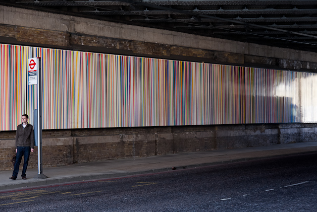 London underpass
