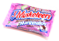 3 Musketeers Marshmallow Bag