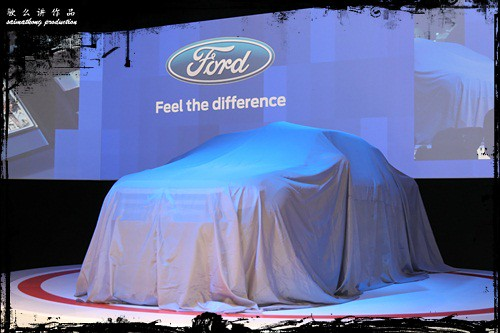All New Ford Ranger Unveiling In 32nd Bangkok International Motor Show 2011