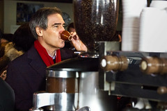 Michael Ignatieff on the Campaign Trail