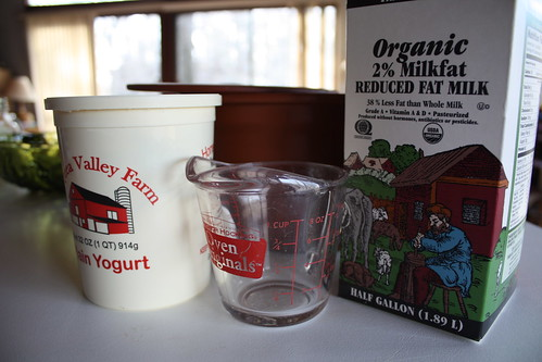 Organic Milk, Organic Yogurt and Slow Cooker