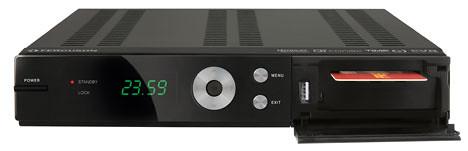 Niewiarygodnie Ariva Ferguson TS100 HD INFO - «•»World-Satellite Forum«•» AC36