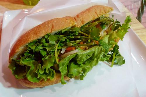 Vietonamese sandwich cafe