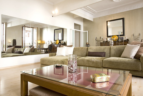 Living Room  - Property for sale in Barcelona - Spain