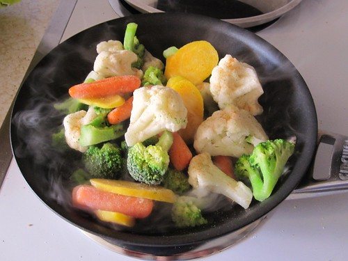 Braised Vegetables 2